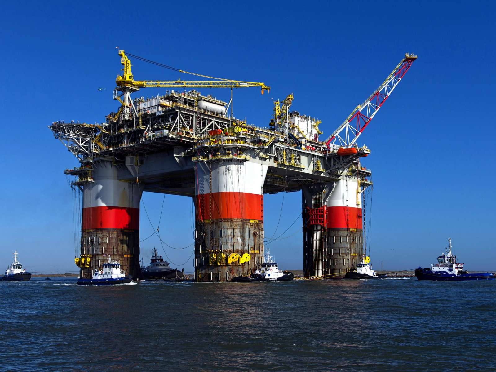 nCentric provides Heerema platform with video hardware
